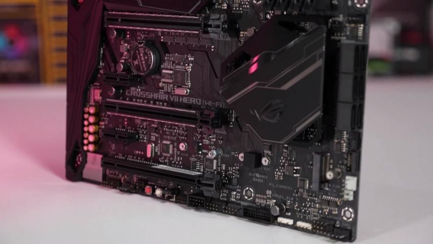 ASUS начала продажи системных плат на базе чипсетов AMD X470