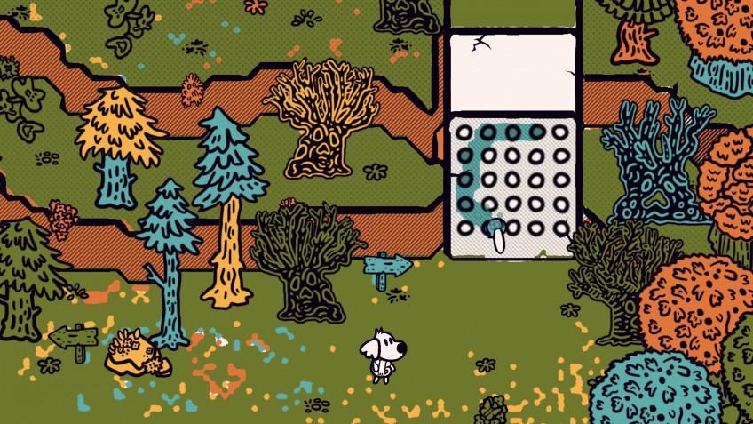 Chicory: A Colorful Tale в этом году выпустят на PlayStation