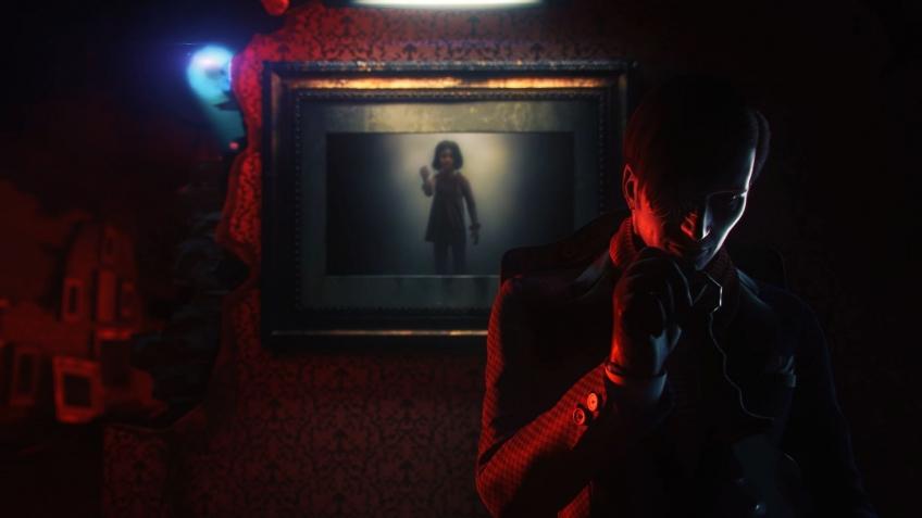 Трейлер The Evil Within2 знакомит с безумным фотографом