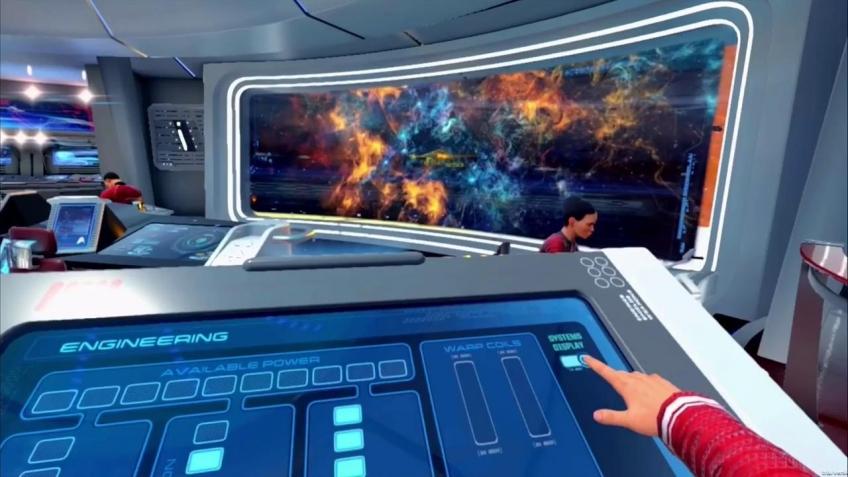 В Star Trek: Bridge Crew игроки смогут воспользоваться голосовыми командами IBM Watson