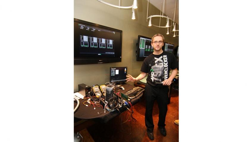 AMD Phenom II гоняет Far Cry 2 на частоте 5 ГГц