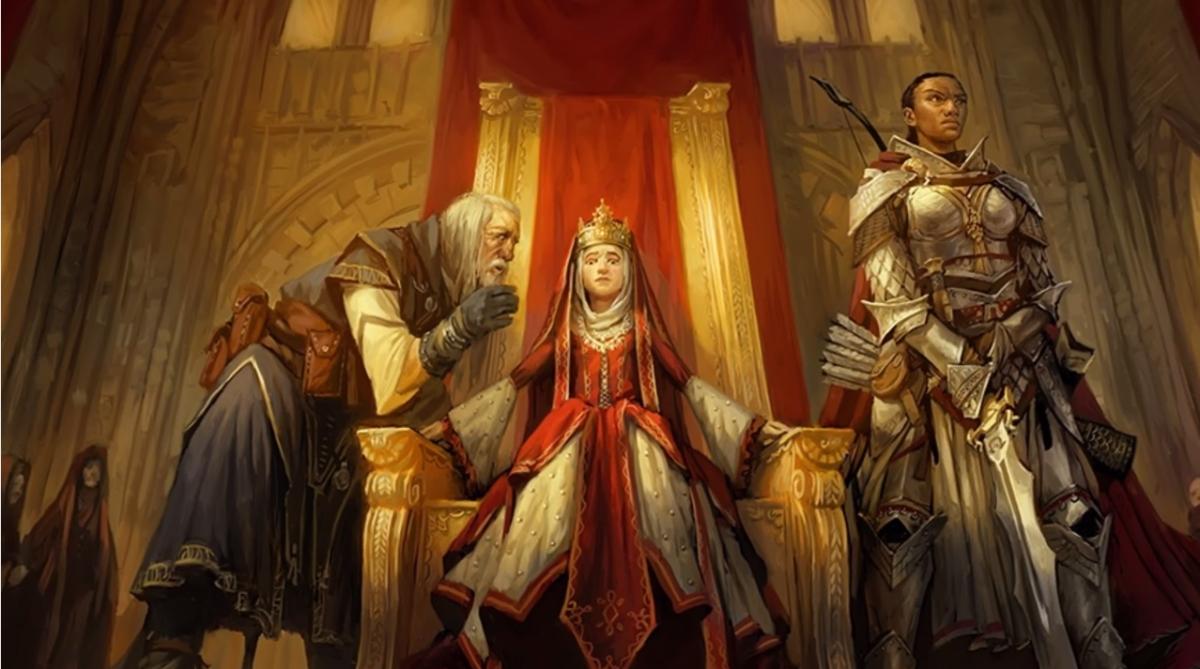 Крис Авеллон и Owlcat Games рассказали о Pathfinder: Kingmaker