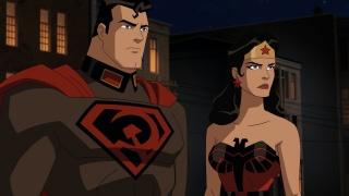 Бэтмен в шапке-ушанке и Сталин в первом трейлере «Супермен. Красный сын»