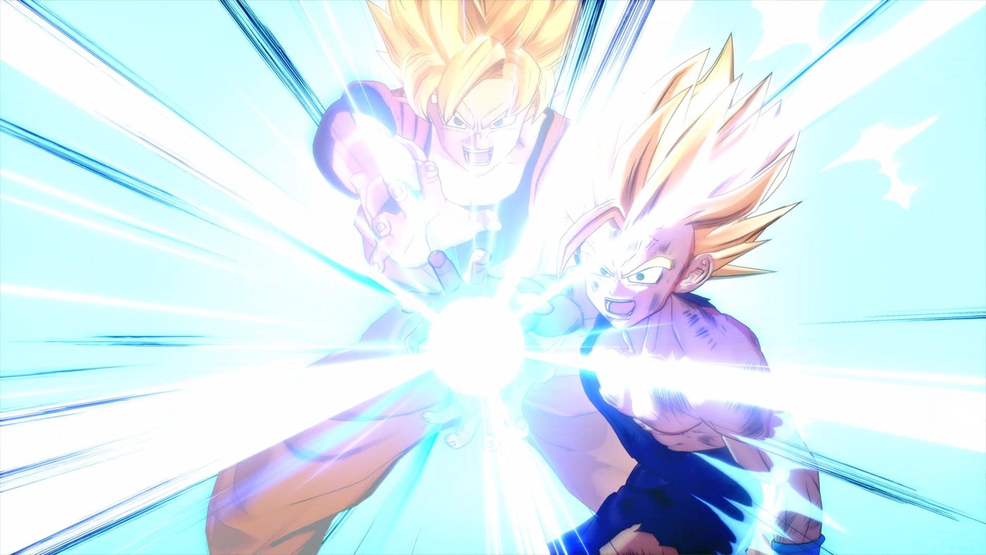 Bandai Namco опубликовала вступительный ролик Dragon Ball Z: Kakarot