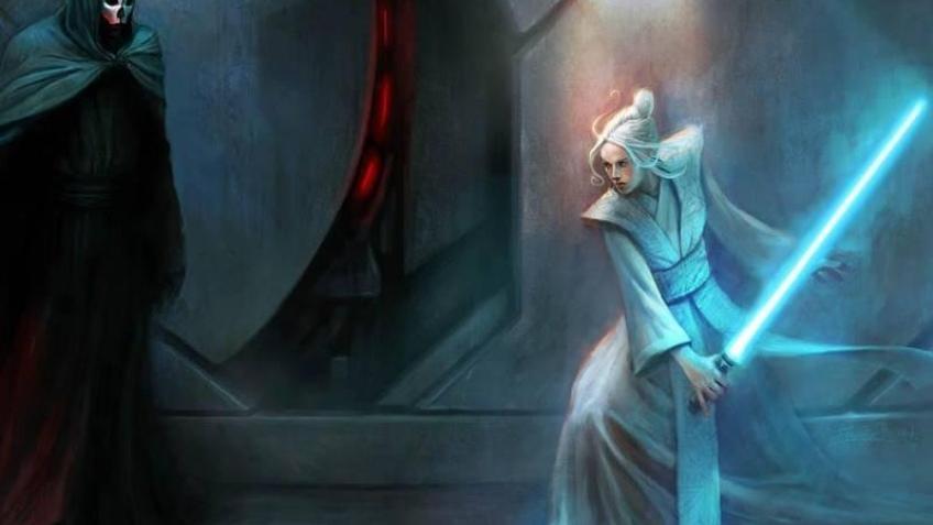 LucasArts задерживает джедаев