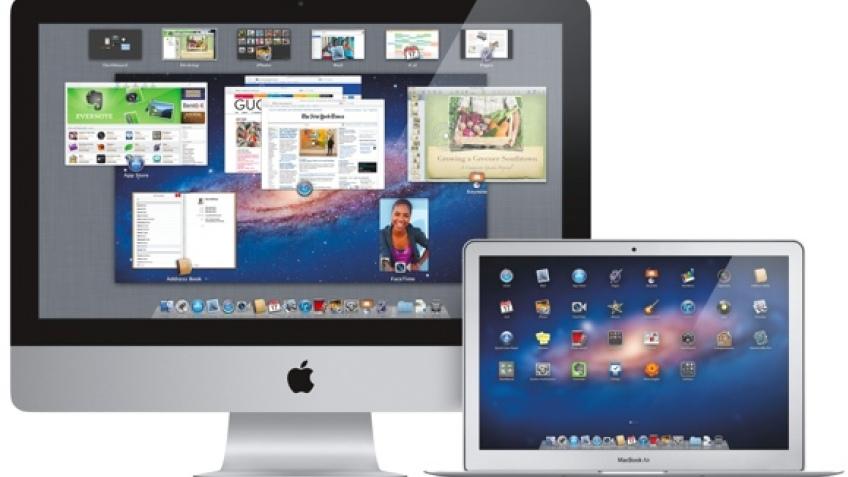 WWDC 2011: операционная система Apple Mac OS X 10.7 Lion
