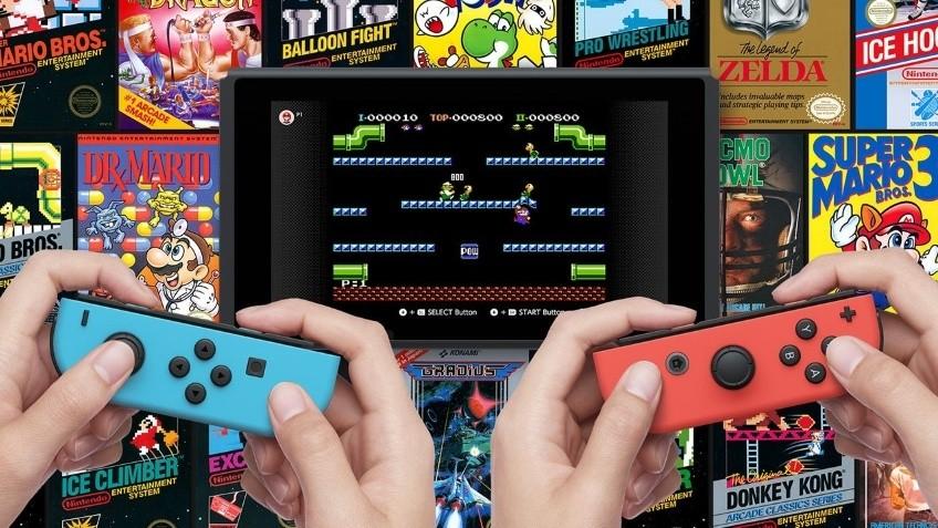 Подписчики Nintendo Switch Online получат4 классические игры в феврале