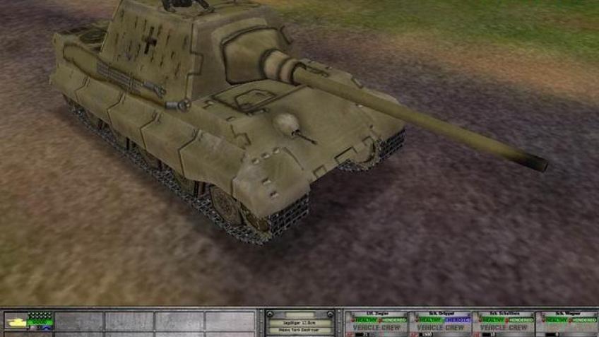 Новый G.I. Combat