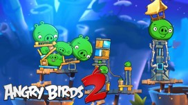 Angry Birds2 вышла на iOS и Android