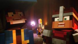 В Minecraft Dungeons теперь можно сыграть в Steam