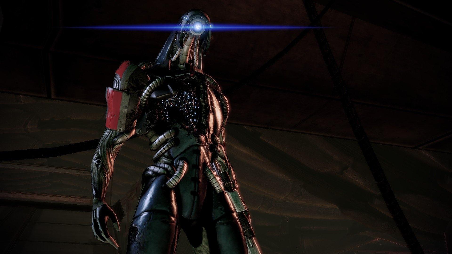 BioWare продолжает «свою престижную франшизу» — Mass Effect?