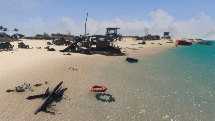 Появился первый трейлер масштабного мода Fallout Miami для Fallout4