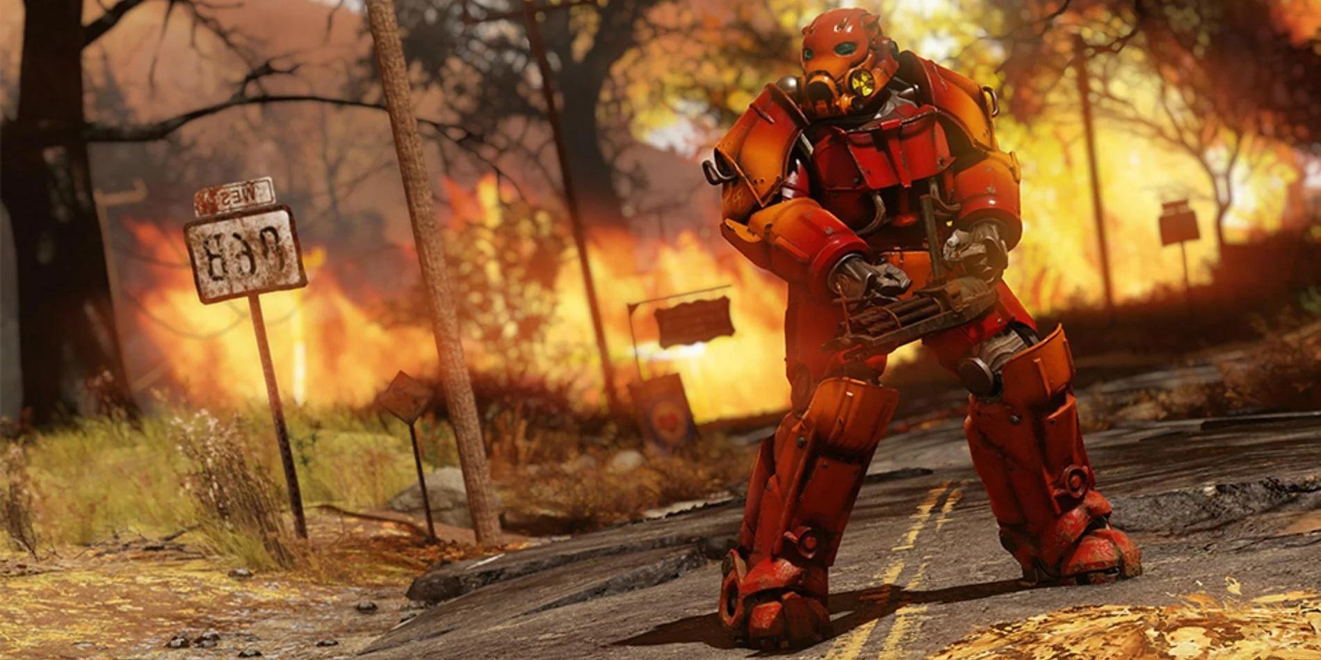 Авторы Fallout76 рассказали про новинки обновления «Полная Боеготовность»