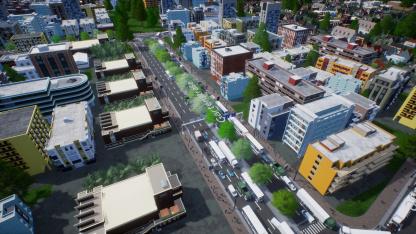 Авторы Highrise City рассказали о терраформинге и инфраструктуре