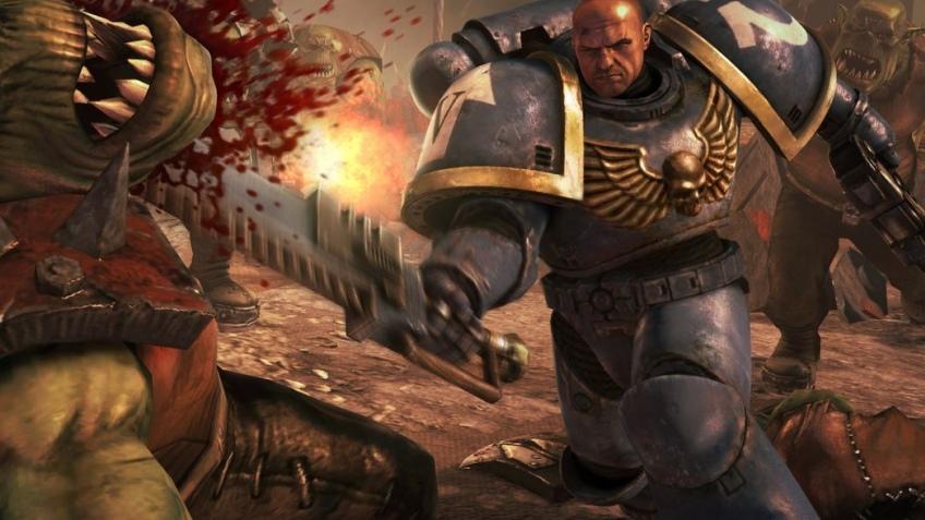Специальная версия Warhammer 40 000: Space Marine доступна для предзаказа