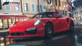 Автомобили Porsche появятся в дополнении к Forza Horizon2