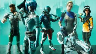 Ubisoft выпустила бесплатную королевскую битву Hyper Scape на PS4, Xbox One и PC