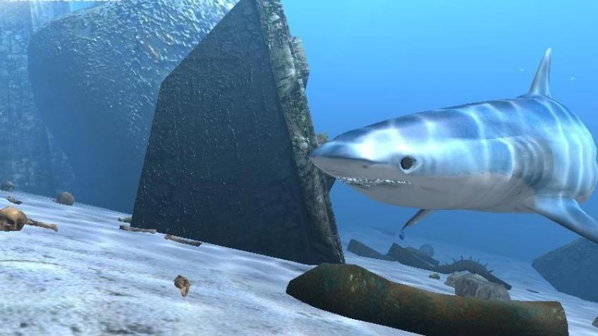 Приключения под водой