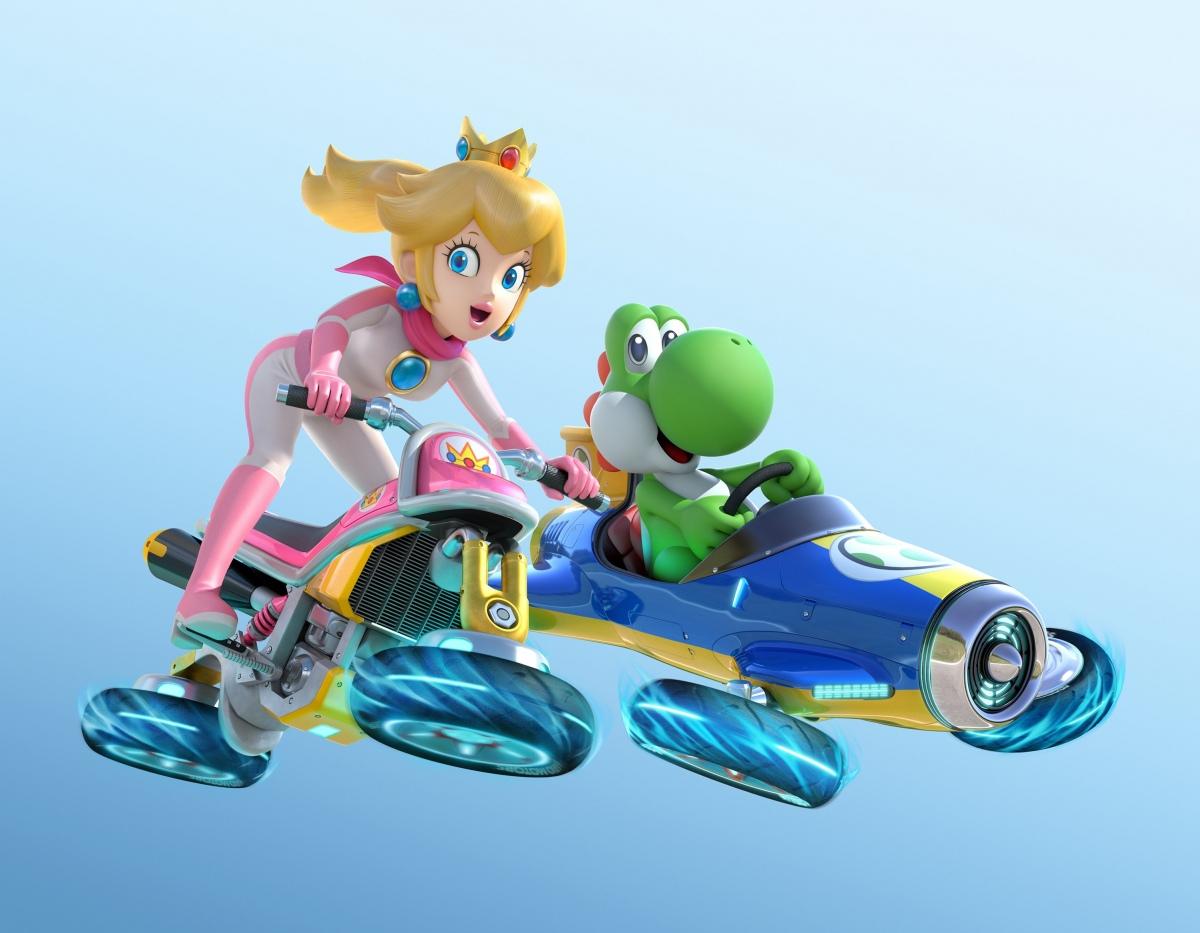 Mario Kart8 обзаведется новым дополнением