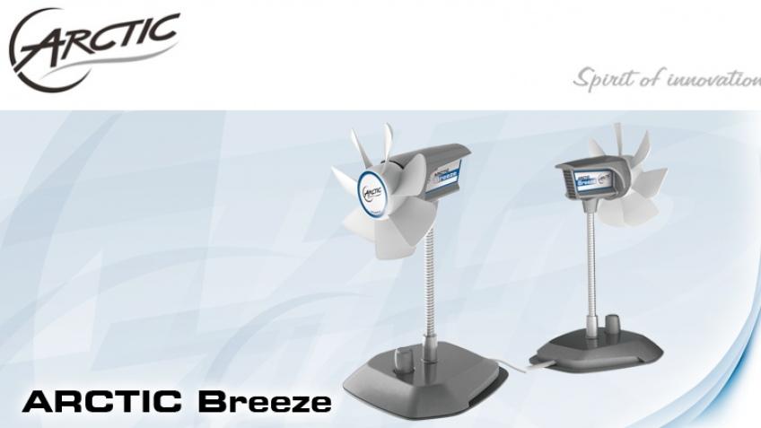 Настольный вентилятор Arctic Breeze