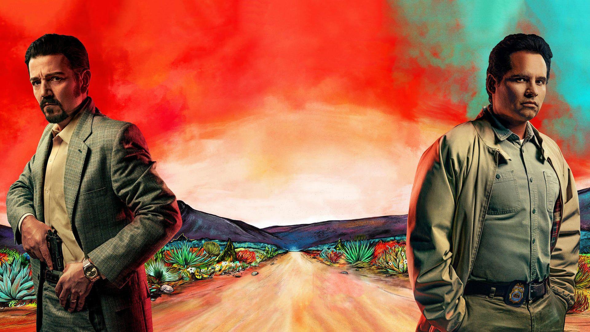 Сериал Netflix «Нарко: Мексика» продлили на третий сезон