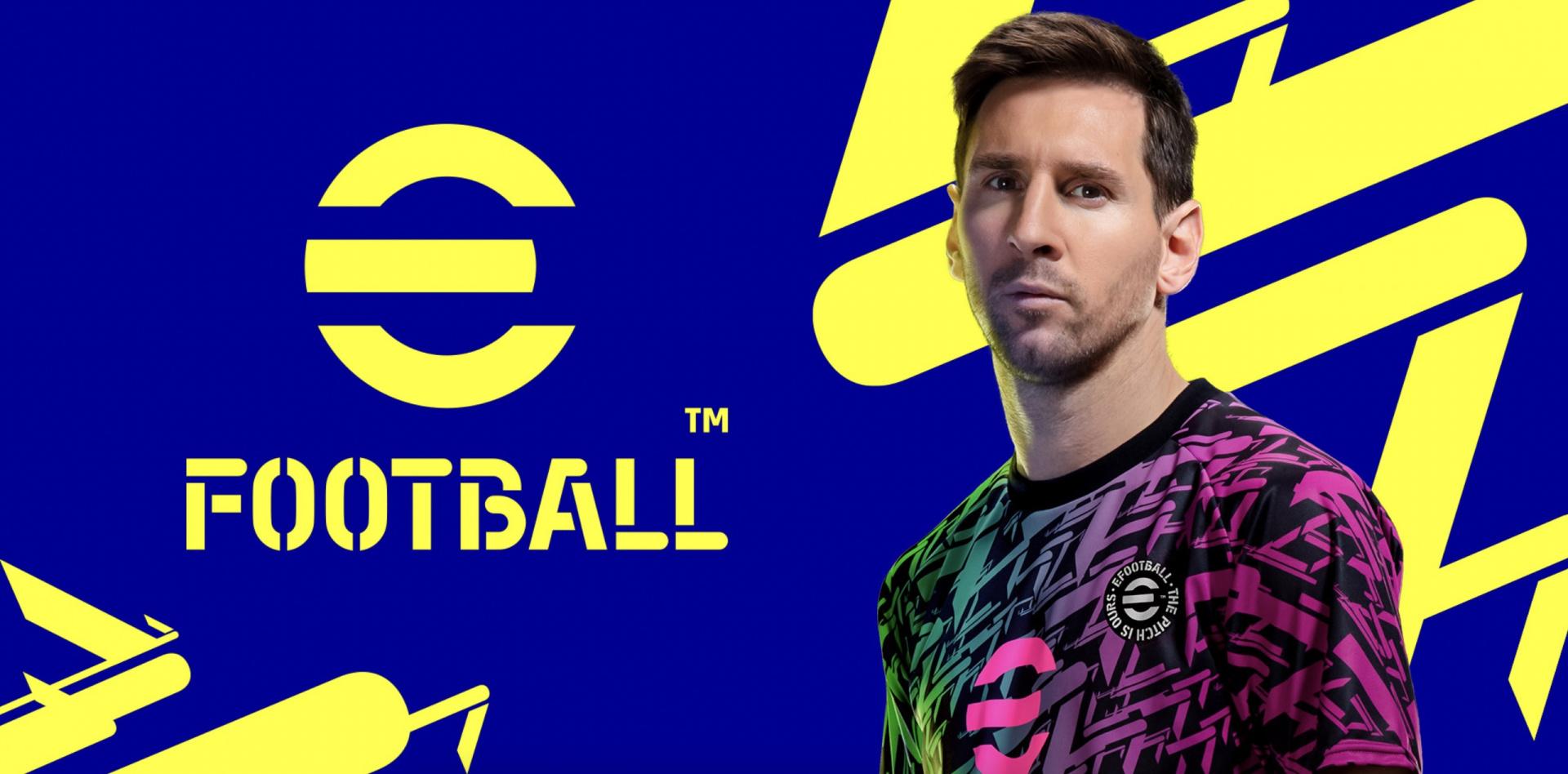 PES переименовали в eFootball и сделали полностью условно-бесплатной — детали