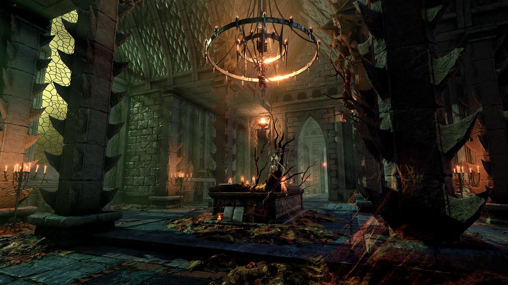 Для Warhammer: Vermintide2 на PC вышла третья глава второго сезона — «Логово заклинателя»