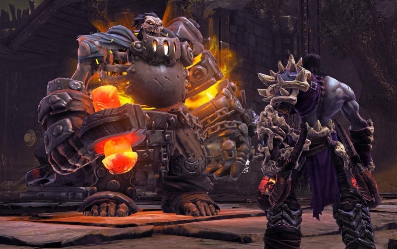THQ надеется продать Darksiders, Red Faction и MX vs ATV