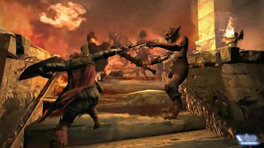 «Видеомания на Е3 2011»: Dragon's Dogma, SSX и Call of Duty: Elite