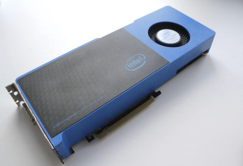 Intel Xe — представлена новая архитектура для будущих видеокарт Intel