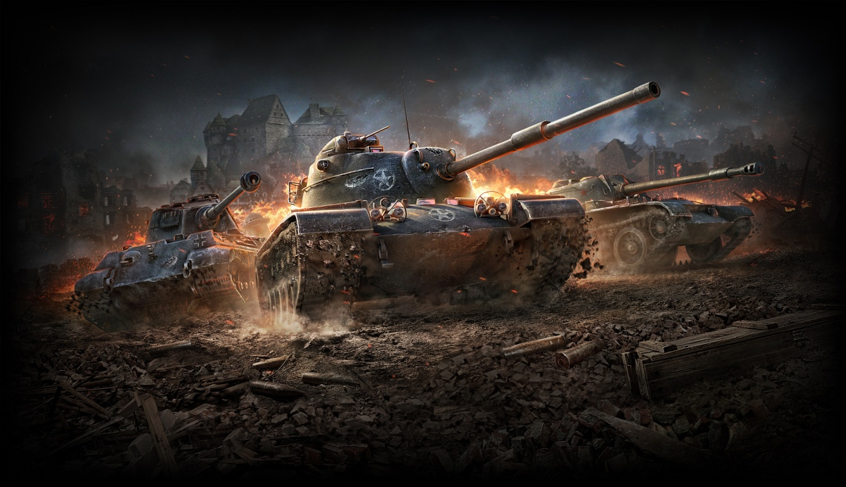 World of Tanks Blitz выпустили на Android