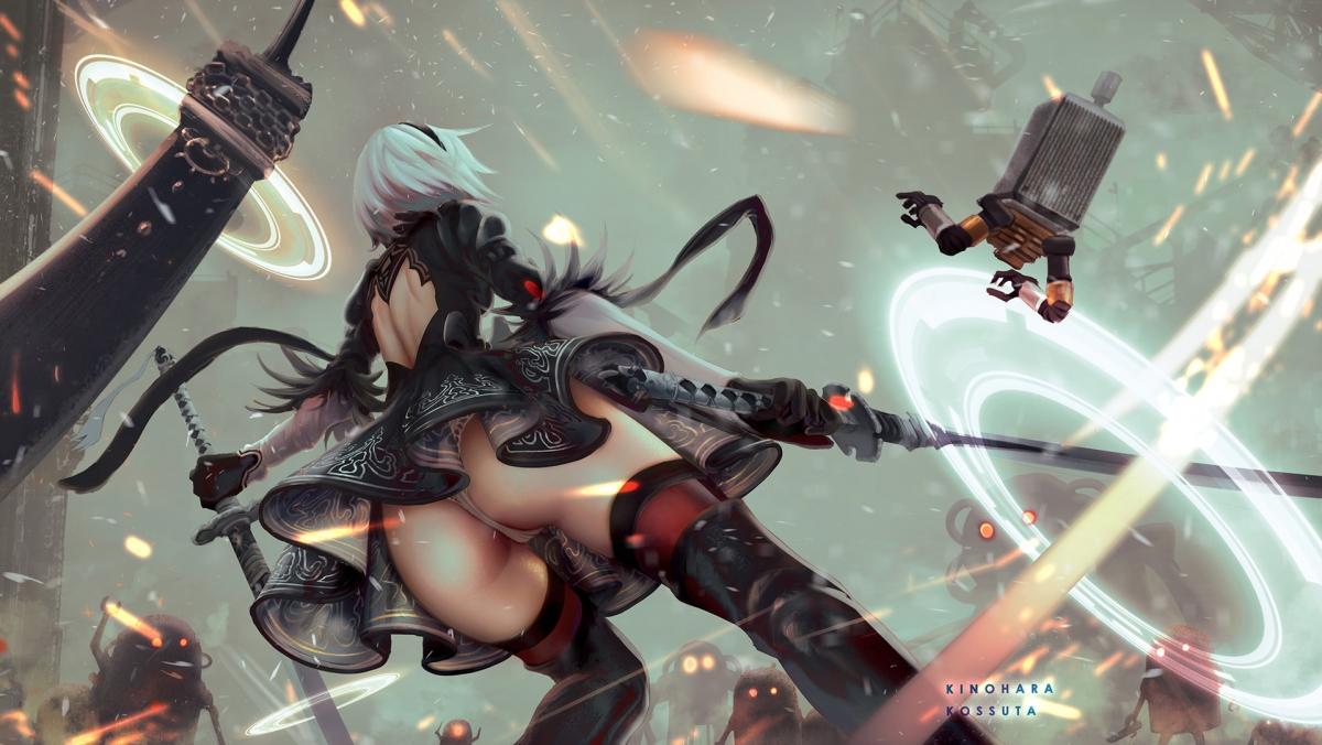 Йоко Таро хочет снять фильм для взрослых и сделать сиквел Drakengard
