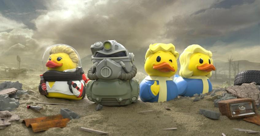 Numbskull выпустит уточек по Fallout, Borderlands 3, The