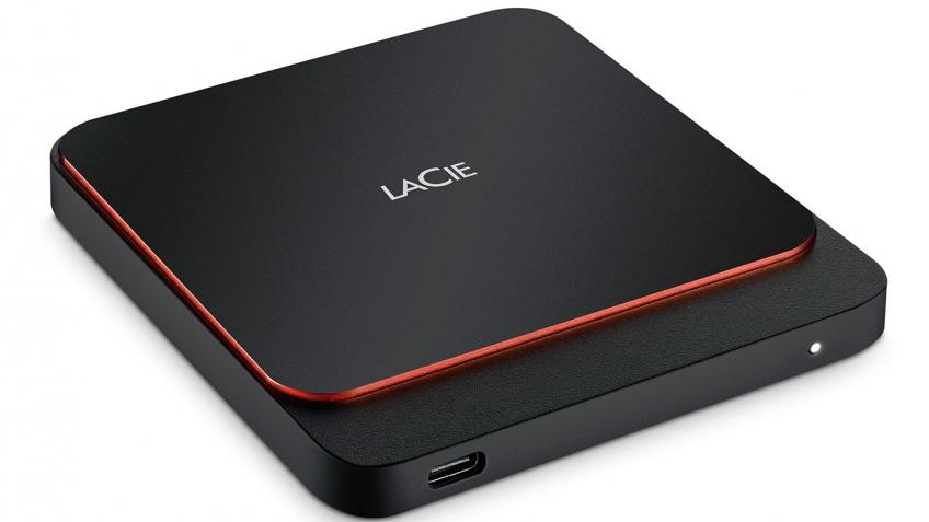 Seagate представила внешний накопитель LaCie Portable SSD
