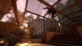 Nacon выступит издателем симулятора скейтбординга Session