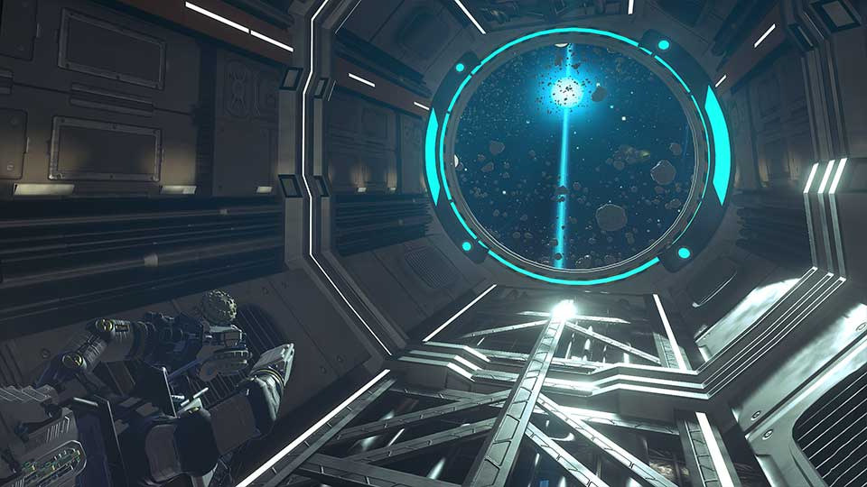 Ubisoft выпустила космическое приключение AGOS: A Game of Space