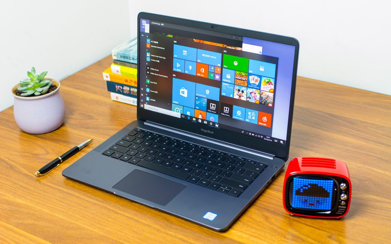 СМИ: бренды Huawei и Honor готовят игровые ноутбуки