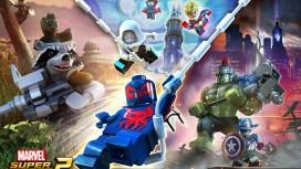 Малыш Грут и все-все-все: авторы LEGO Marvel Super Heroes2 опубликовали дебютный трейлер