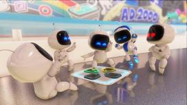 Создатели Astro's Playroom трудятся над своей самой амбициозной игрой