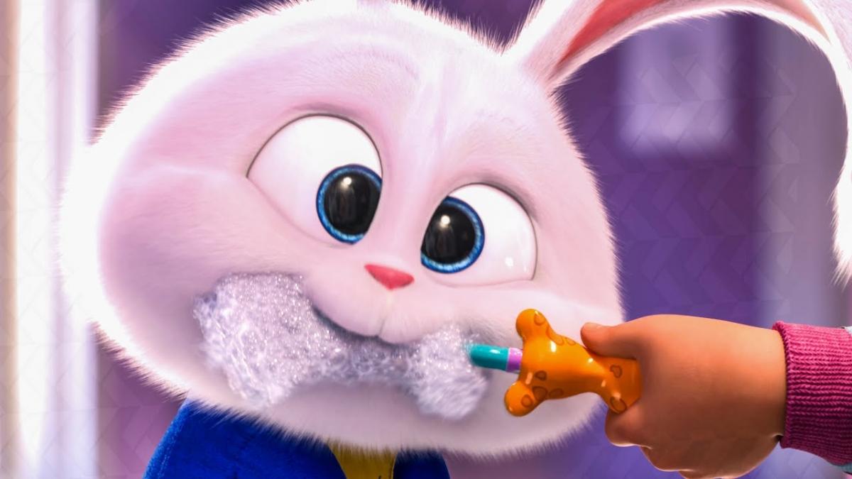 Капитан Снежок и другие психи в новом трейлере «Тайной жизни домашних животных 2»