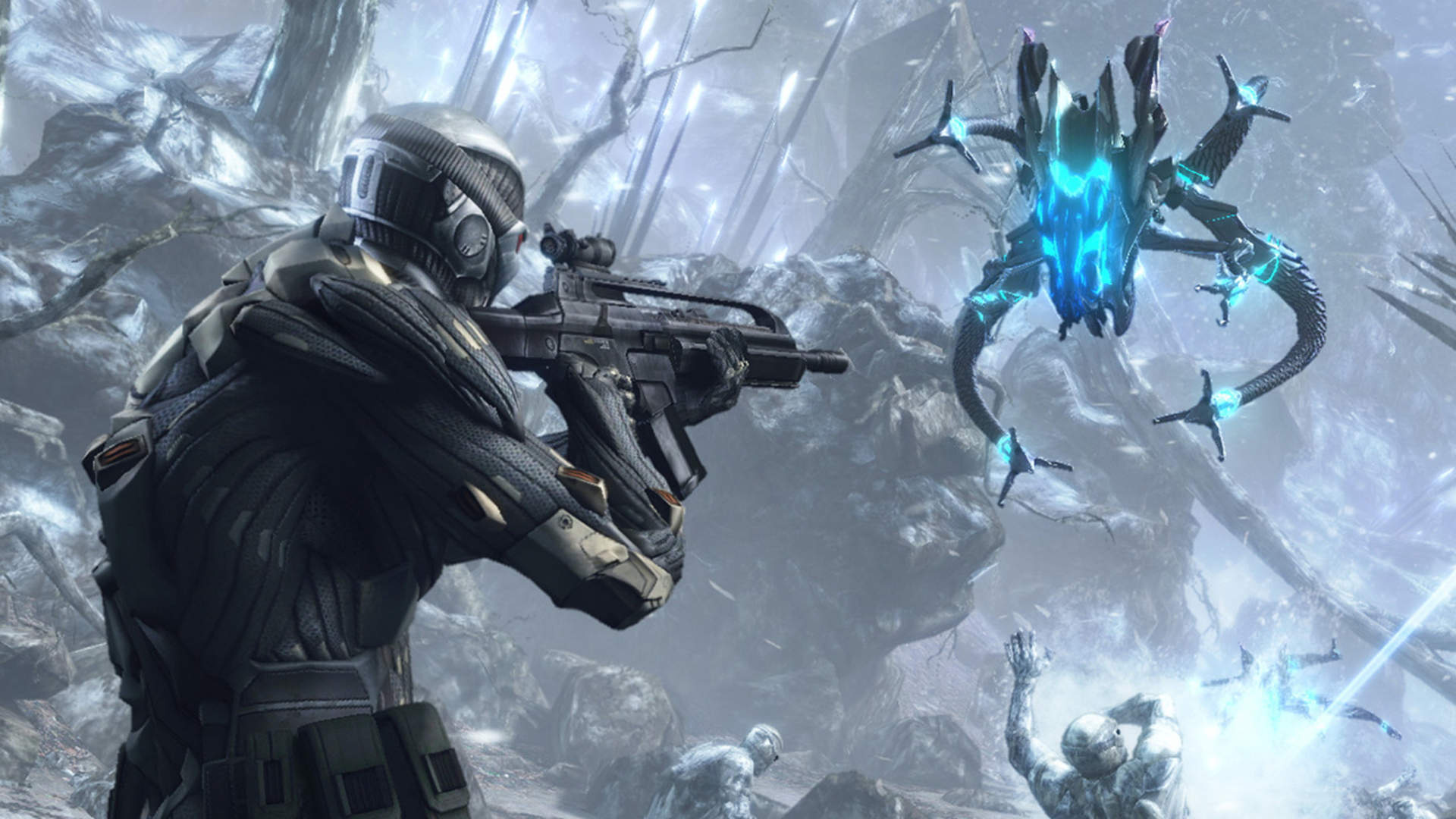 Геймплей ремастера Crysis покажут через48 часов — тогда же могут назвать дату выхода