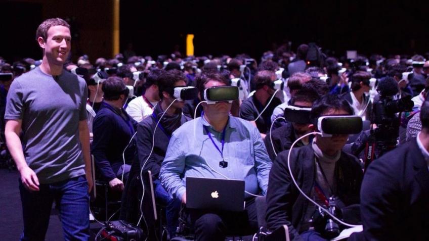 Facebook случайно добавила «пасхалку» на десятки тысяч шлемов VR