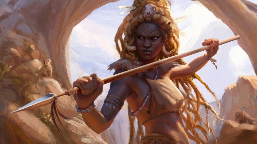 «Афрофэнтези» The Wagadu Chronicles вынесли на Kickstarter