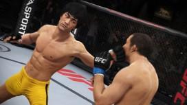 В EA Sports UFC2 можно будет сыграть за Брюса Ли