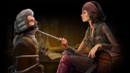 Вышел первый трейлер пиратской RPG «Корсары: Чёрная метка»