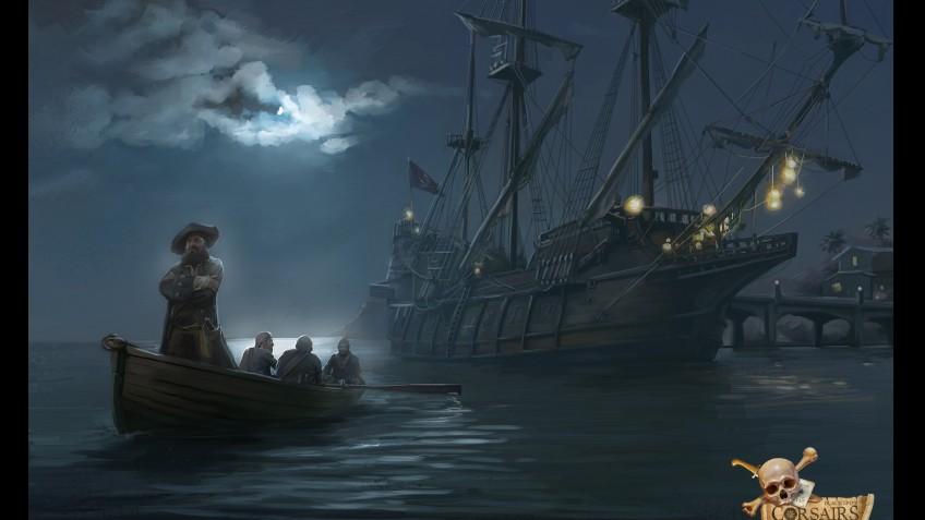 """Дебютный трейлер RPG """"Корсары: Чёрная метка"""""""