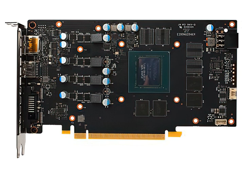 GALAX представила видеокарту GeForce GTX 1650 Ultra на чипе RTX 2060