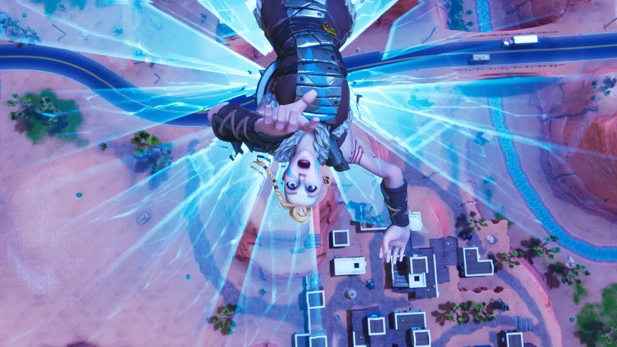 Геймеры назвали Fortnite Battle Royale игрой года