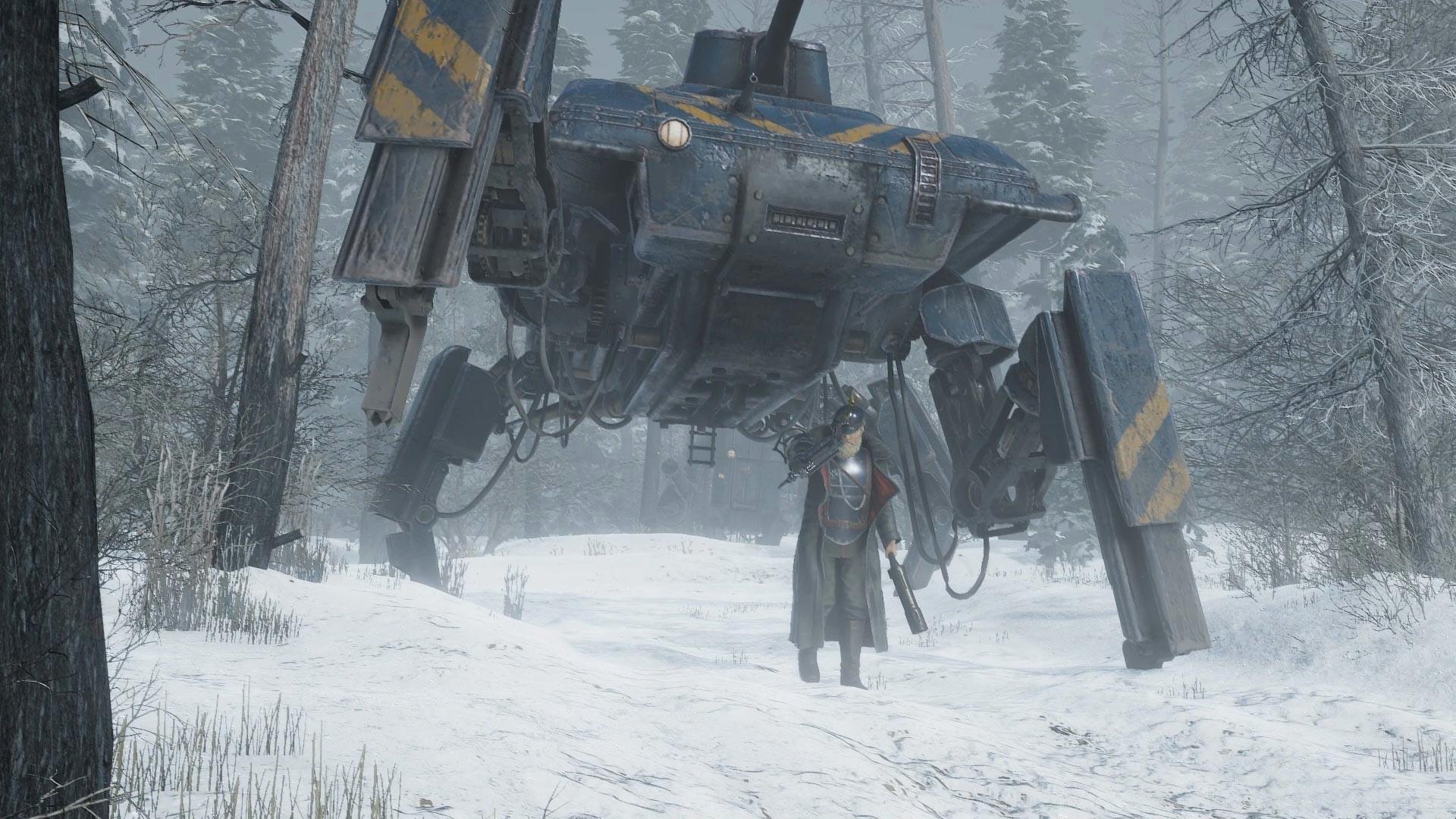 Iron Harvest получит дополнение Operation Eagle с альтернативной версией США