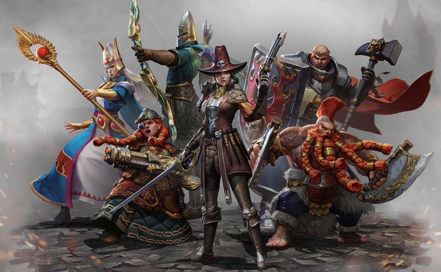 Авторы онлайновой ролёвки Warhammer: Odyssey показали Мариенбург